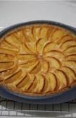 焦糖乳酪苹果塔的做法 步骤8