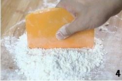 草莓奶酪派的做法 步骤4
