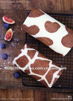 奶牛蛋糕卷 长颈鹿蛋糕卷,就是这样萌萌哒!