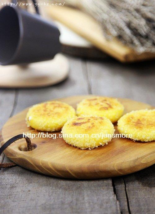 芝士红薯饼,简单搭配却无法抗拒!