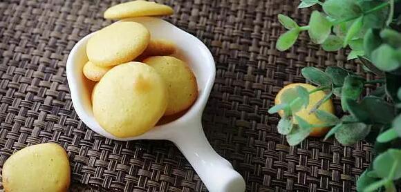 蛋黄小饼干的做法(图文篇)