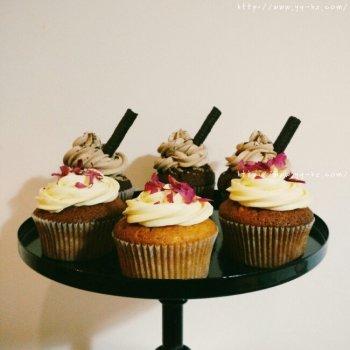 Cupcake奶油霜的做法