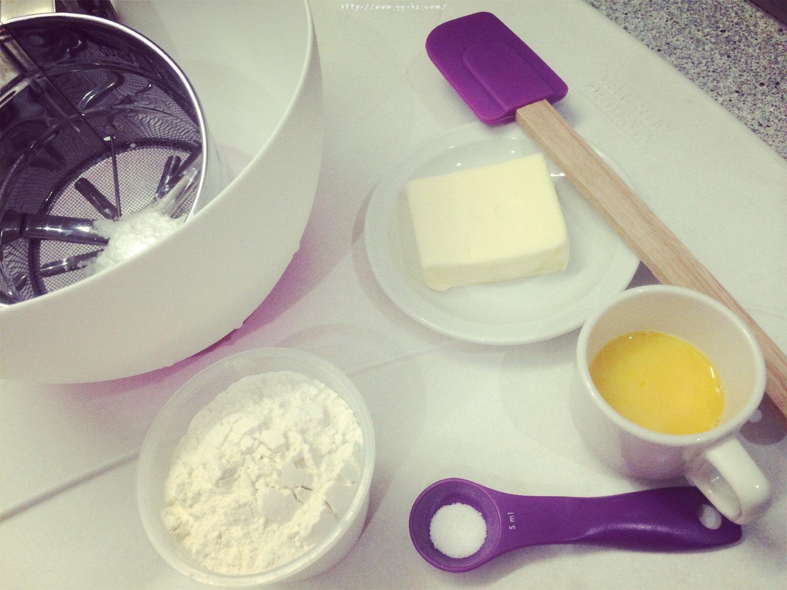 法国甜点师Christophe Felder的柠檬塔的做法 步骤1
