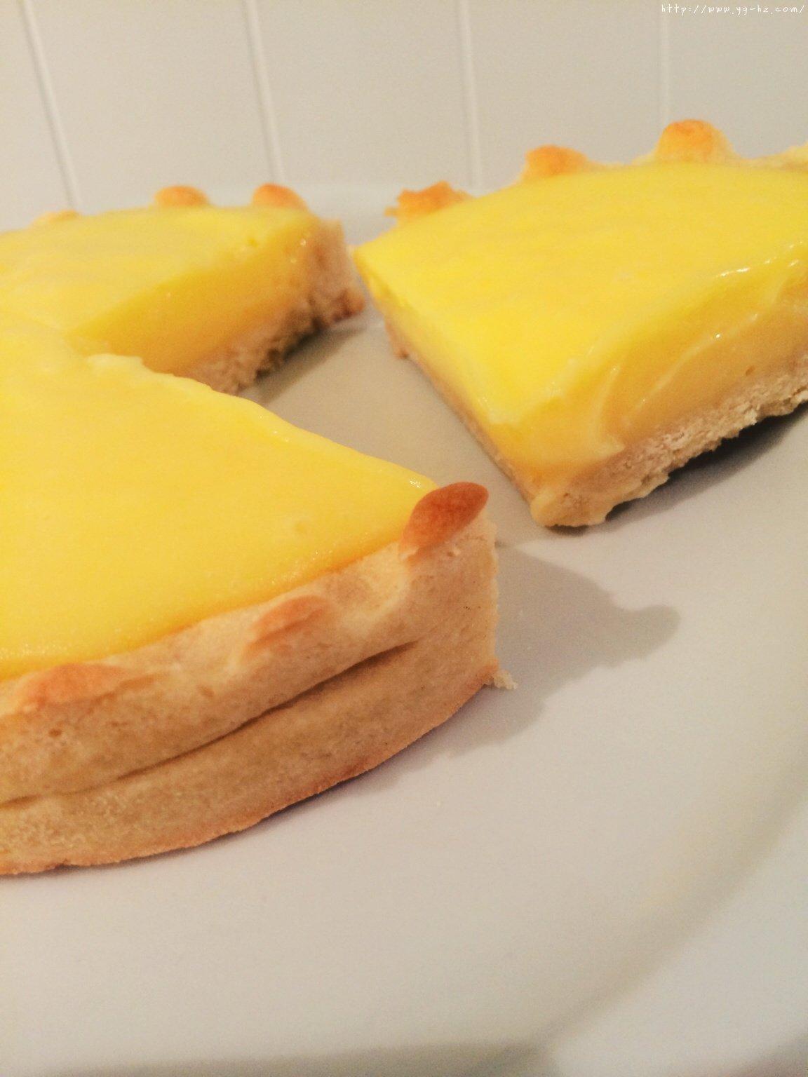 法国甜点师Christophe Felder的柠檬塔的做法 步骤16