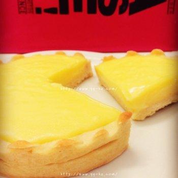 法国甜点师Christophe Felder的柠檬塔的做法