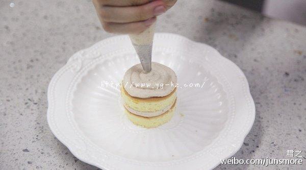 栗子飘香,用一道蒙布朗蛋糕来温暖自己吧!
