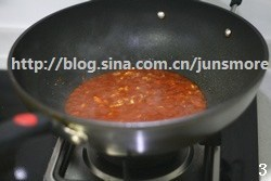 原香烧烤鸡肉比萨的做法 步骤3