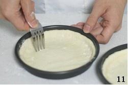 原香烧烤鸡肉比萨的做法 步骤11