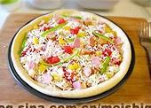 番茄披萨的做法 步骤5