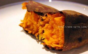 红薯系列——烤红薯(两