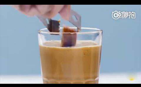 透心凉的原味冻奶茶搞定