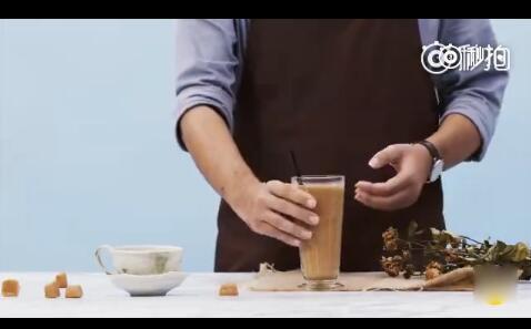 两分钟学会正宗港式原味奶茶