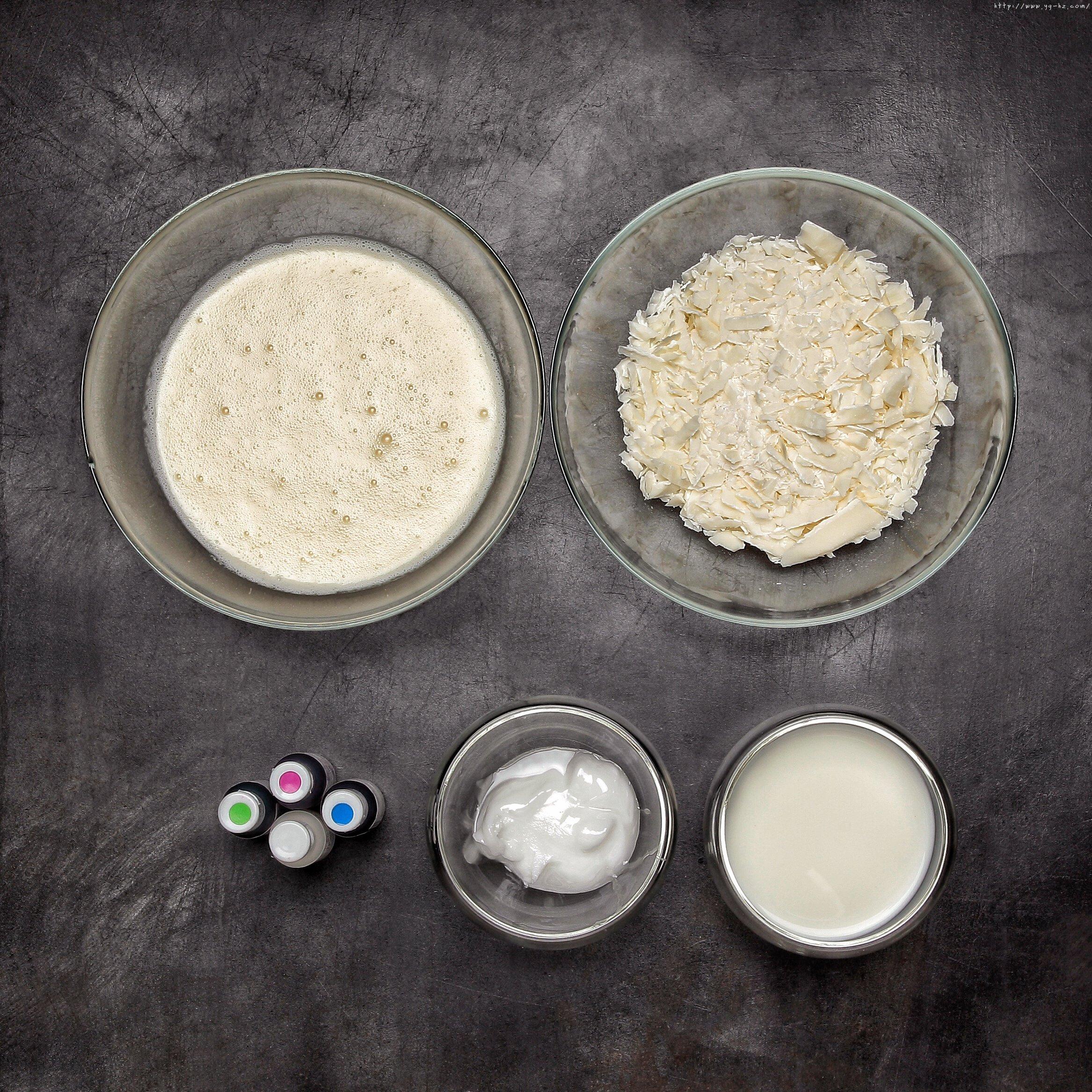星空蛋糕的做法 步骤1