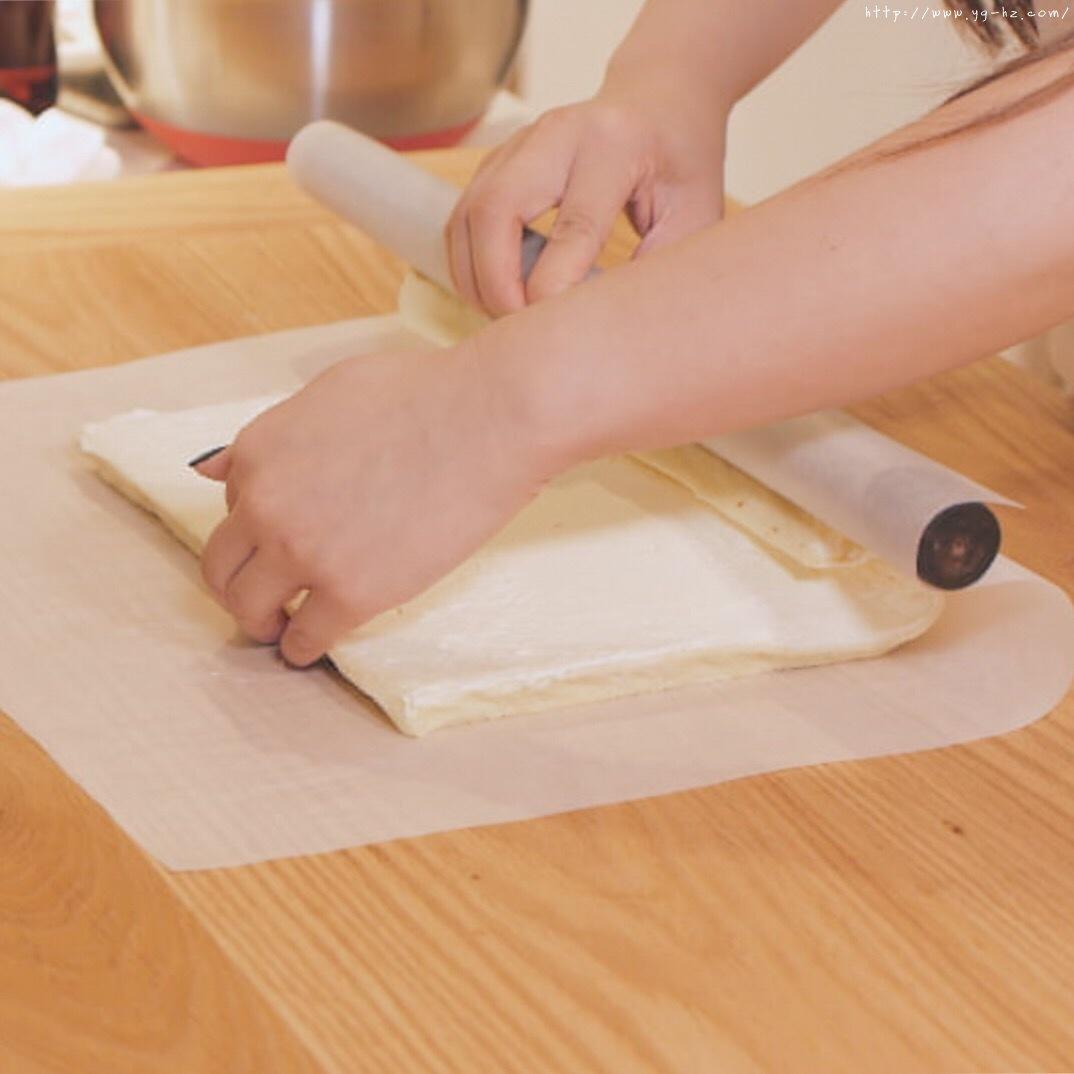 """烘焙""""鬼才""""和泉光一の上原卷/新手适用的超润口感大师级蛋糕卷的做法 步骤14"""