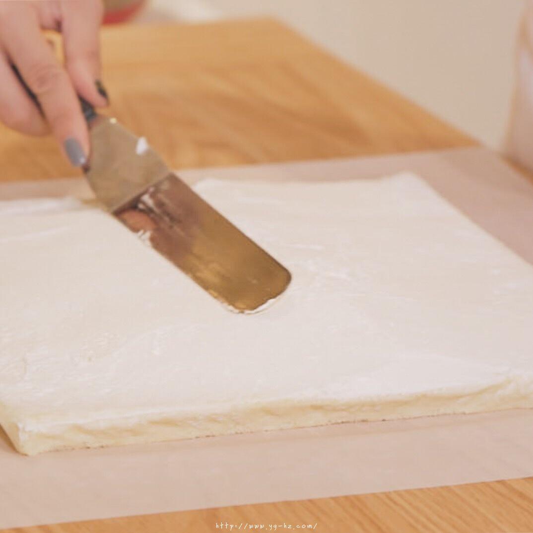 """烘焙""""鬼才""""和泉光一の上原卷/新手适用的超润口感大师级蛋糕卷的做法 步骤13"""