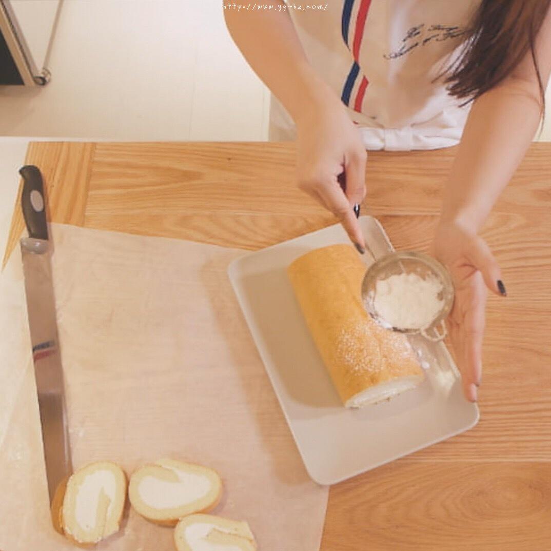 """烘焙""""鬼才""""和泉光一の上原卷/新手适用的超润口感大师级蛋糕卷的做法 步骤17"""