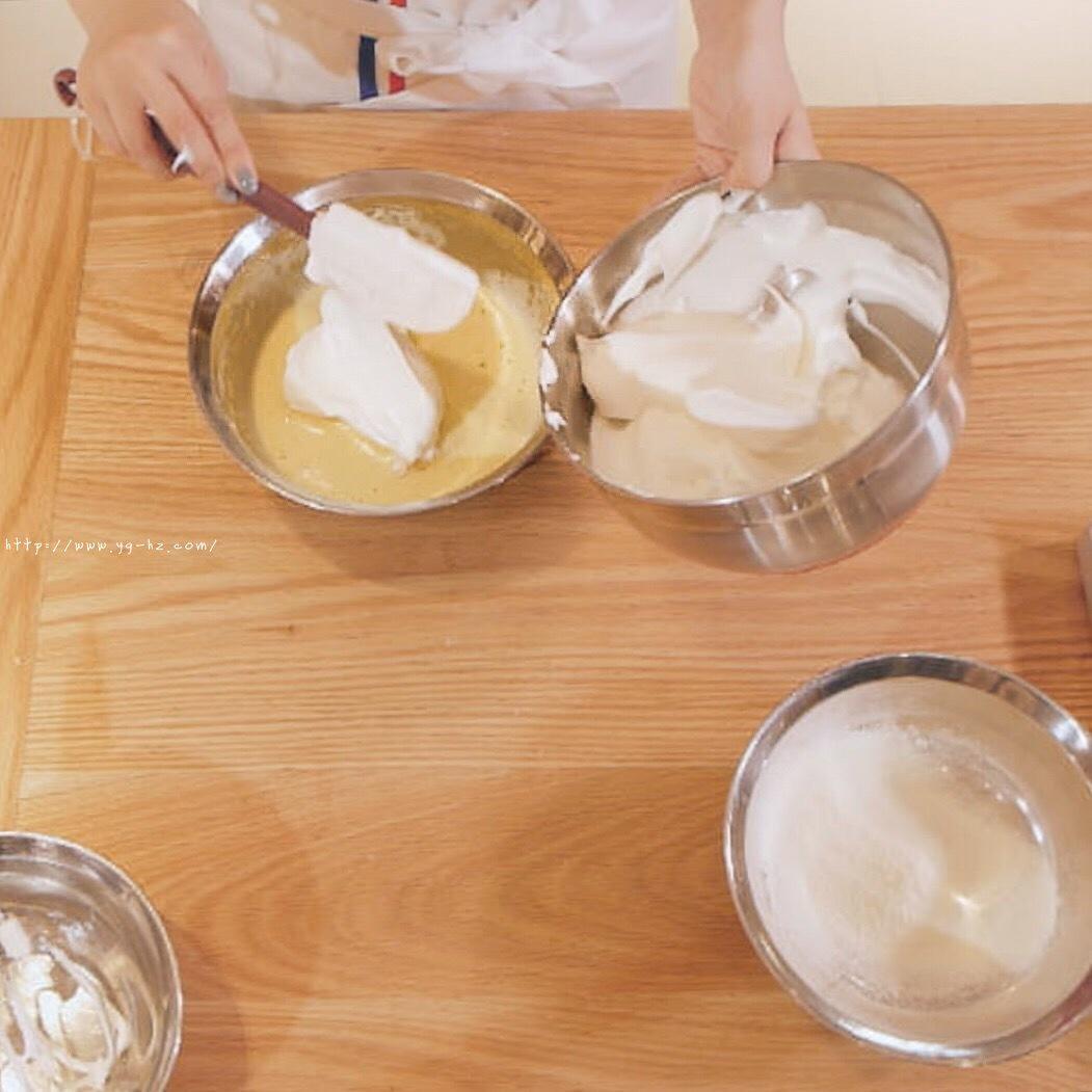 """烘焙""""鬼才""""和泉光一の上原卷/新手适用的超润口感大师级蛋糕卷的做法 步骤4"""