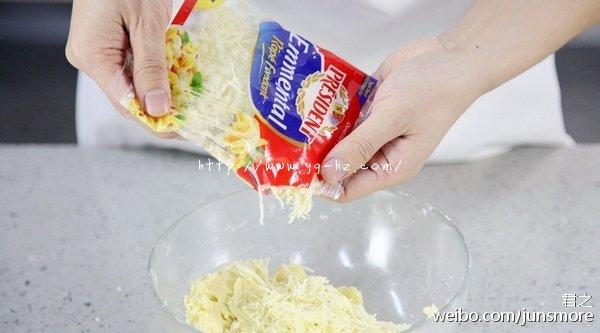 咸味儿的奶酪球,如此简单又营养