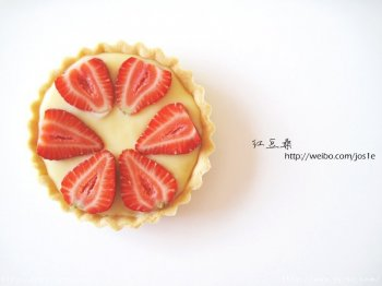 草莓挞 Strawberry Tart的做