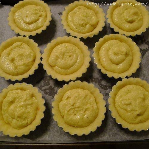 清甜杏仁奶油挞~水果塔~幸福草莓派~的做法 步骤22