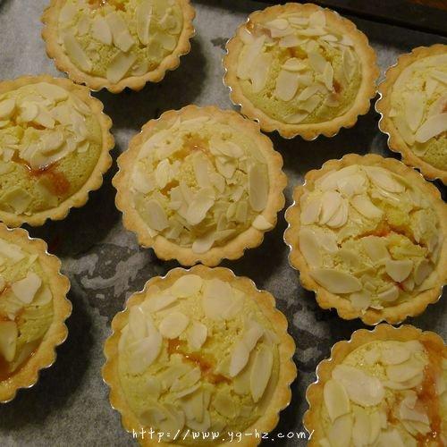 清甜杏仁奶油挞~水果塔~幸福草莓派~的做法 步骤26