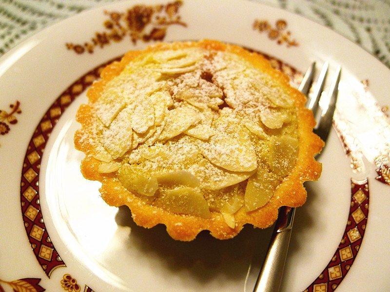 清甜杏仁奶油挞~水果塔~幸福草莓派~的做法
