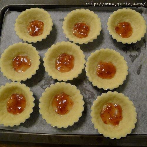 清甜杏仁奶油挞~水果塔~幸福草莓派~的做法 步骤20