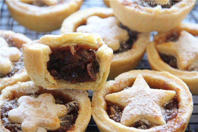 水果馅派 Mince Pie的做法 步骤6