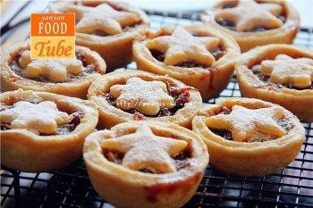 水果馅派 Mince Pie的做法