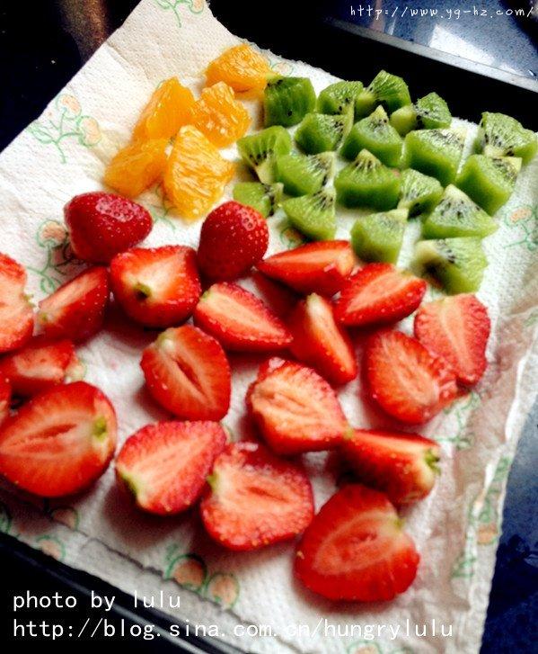 幸福的莓果派(川上文代版berry tart)的做法 步骤4