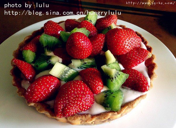 幸福的莓果派(川上文代版berry tart)的做法 步骤9