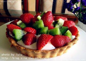幸福的莓果派(川上文代版berry tart)的做法
