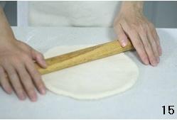 黑椒鸡肉比萨(君之配方)的做法 步骤15