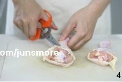 黑椒鸡肉比萨(君之配方)的做法 步骤4