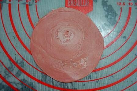 椰蓉荷花酥的做法 步骤11