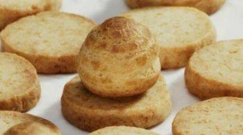 咸味奶酪小泡芙+咸味奶酪小饼干,两道咸味小点心来啦!