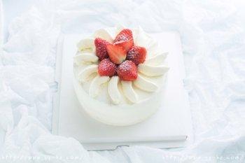 冬季恋歌之浪漫草莓奶油