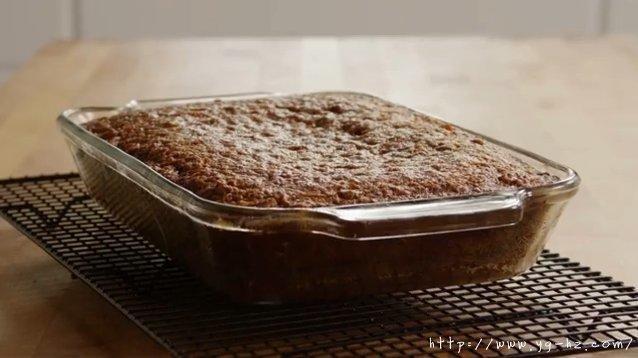 完美版美式胡萝卜蛋糕的做法 步骤9