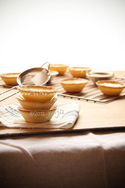 港式蛋挞的做法