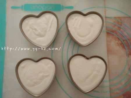 清爽低脂的无油酸奶蛋糕的做法 步骤12