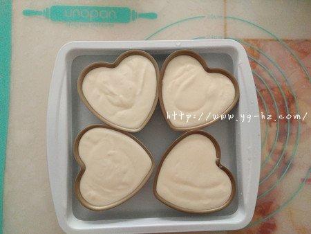 清爽低脂的无油酸奶蛋糕的做法 步骤13