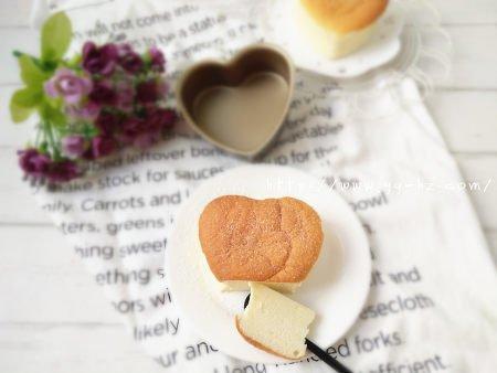 清爽低脂的无油酸奶蛋糕的做法 步骤16
