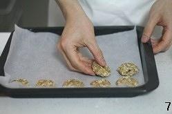 燕麦饼干的做法 步骤7