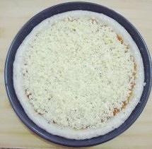 新奥尔良鸡腿肉批萨的做法 步骤11