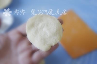 千层酥皮蛋挞皮的做法 步骤12