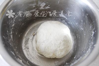 千层酥皮蛋挞皮的做法 步骤4