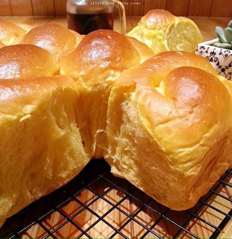 南瓜老式面包的做法 步骤8