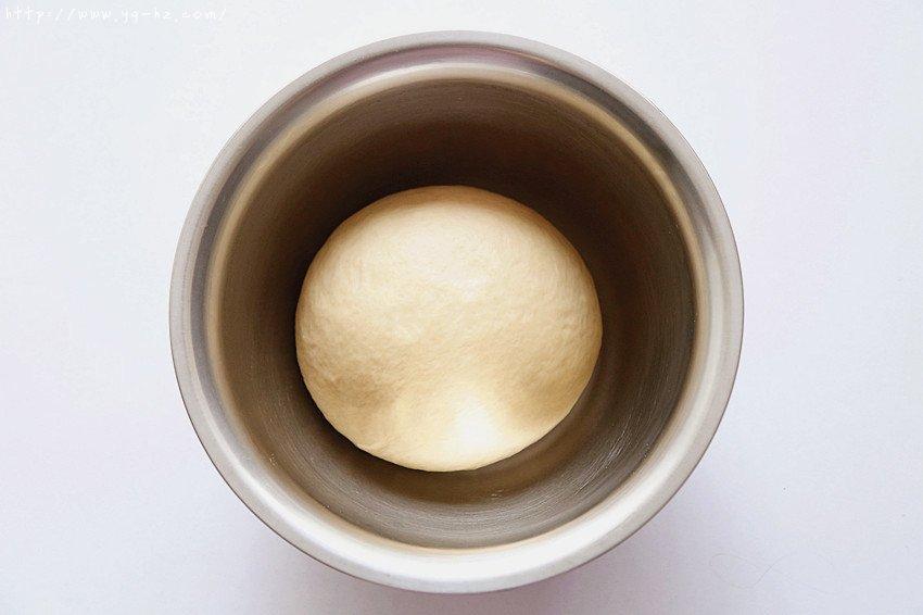 咖啡奶油包的做法 步骤2