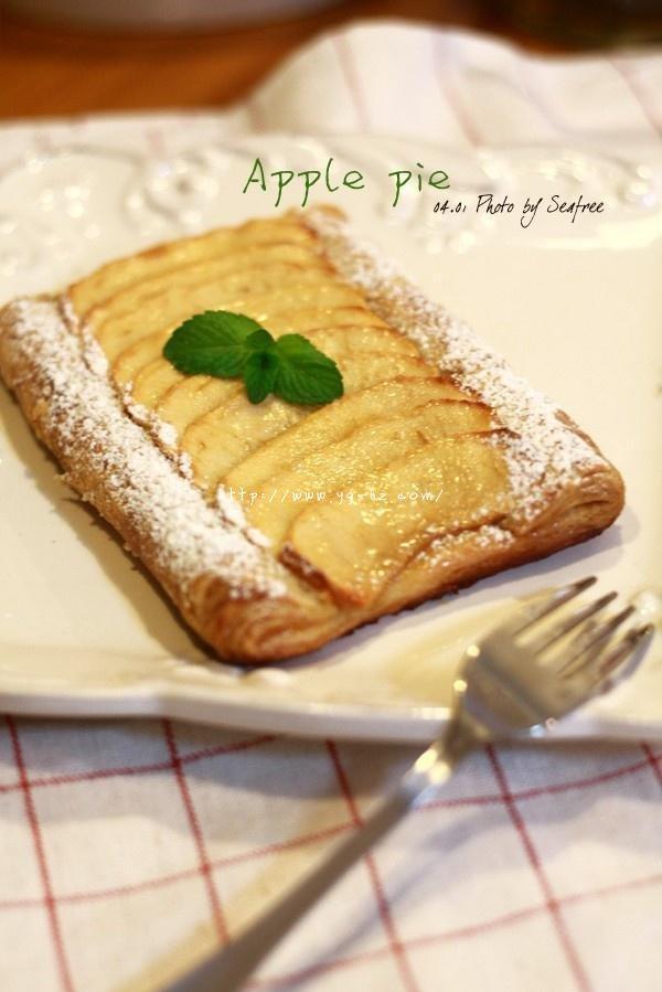 Apple pie奶香四溢的苹果派的做法