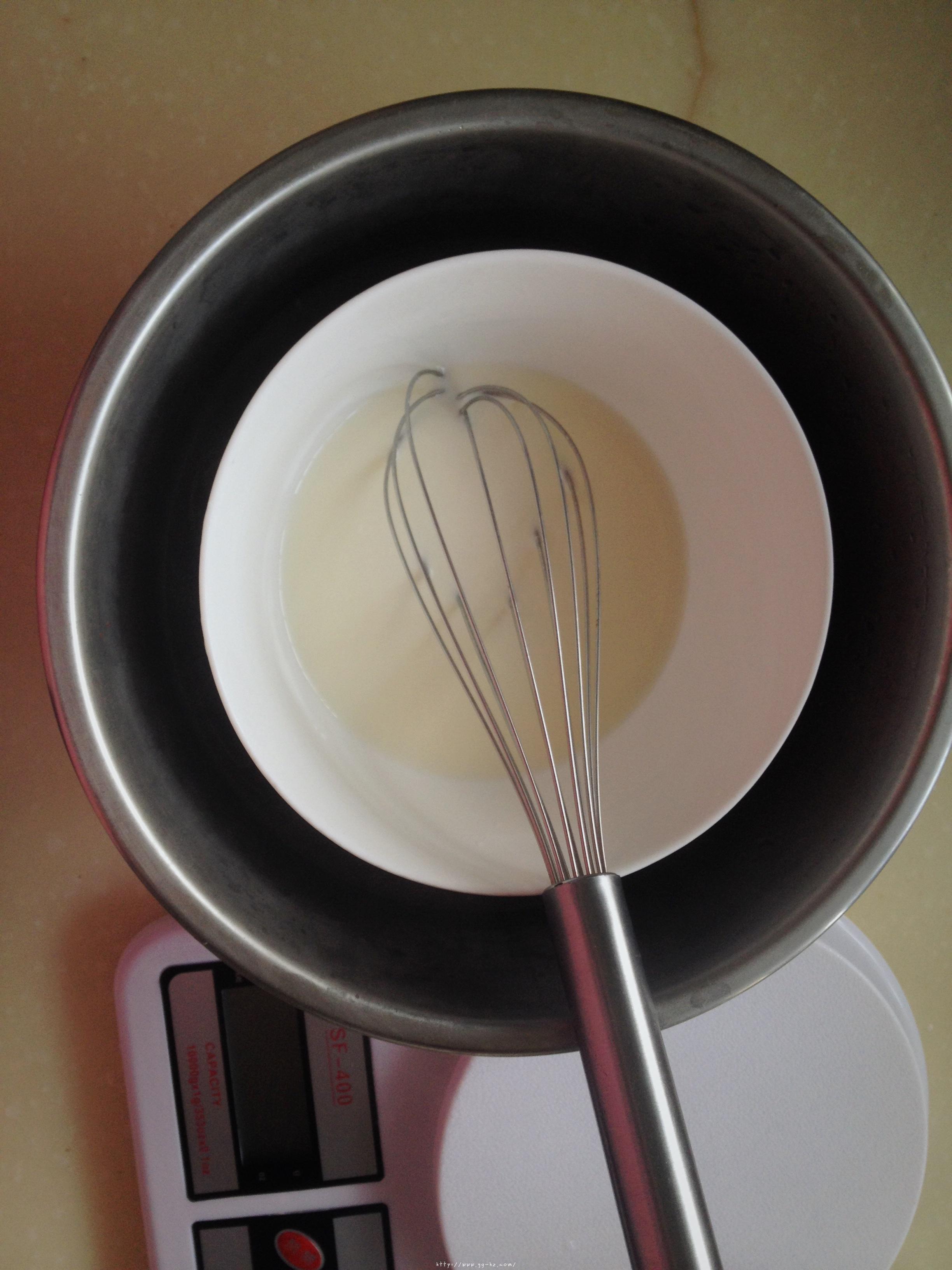 零失败葡式蛋挞液的做法 步骤2